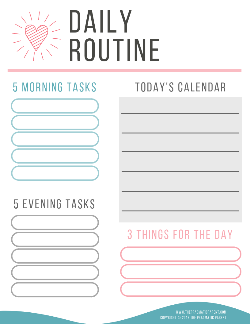 Makeover Your Mornings A Simple Routine To Get More Done In