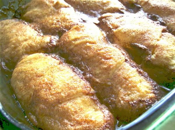 Easy Apple Dumplings Recipe