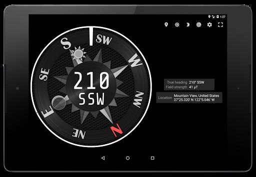 Compass Steel (No Ads) screenshot 8