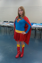 """Photo: The first """"super"""" person I saw in Metropolis!"""