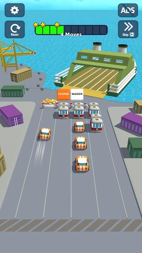 Car Stack - A Queue Puzzle apktreat screenshots 2