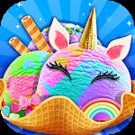 Unicorn Ice Cream Maker - Carnival Fair Food 2018 Icon