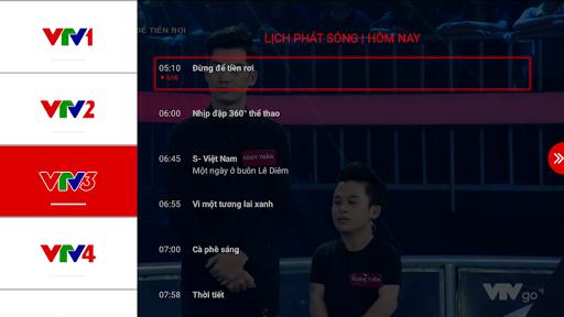 VTV Go for Smart TV  4