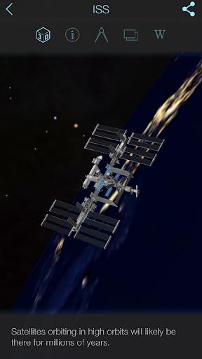 Solar Walk Lite - Planetarium 3D: Planets System 2.7.1.1 screenshots 3