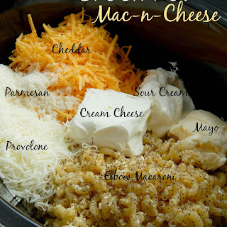 Crock Pot Mac-N-Cheese Recipe