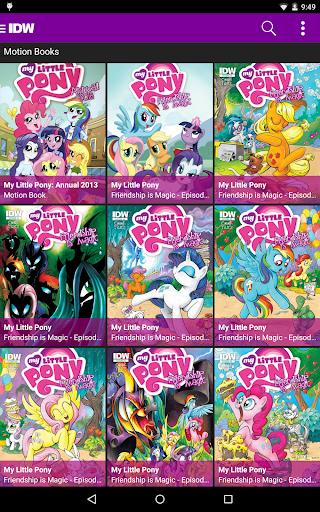 My Little Pony Comics 1.3.1 screenshots 11