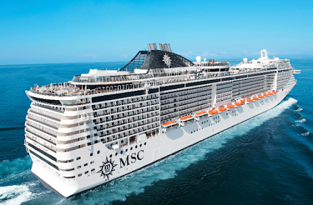 MSC CRUISES: 2e persoon aan -50%