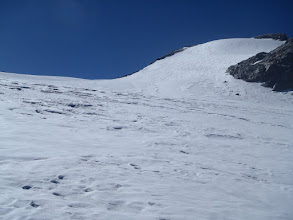 Photo: Right side view from 5650m