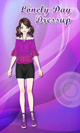 Lily: Lonely Day Dressup