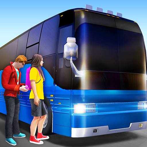 Ultimate Bus Driving- Free 3D Realistic Simulator Icon