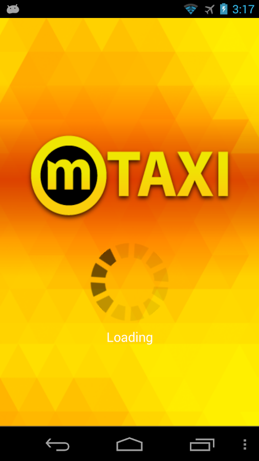 mTAXI- screenshot