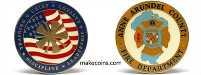 Photo: police_fire_ems-_ Challenge_ Coins, customized_police_fire_ems-_coins