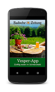 BZ Vesper-App- screenshot thumbnail