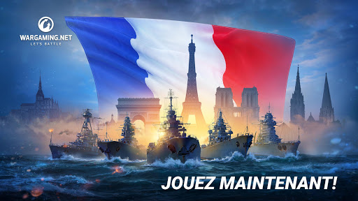 Code Triche World Of Warship Blitz: Jeu de Bataille Navale APK MOD (Astuce) screenshots 1