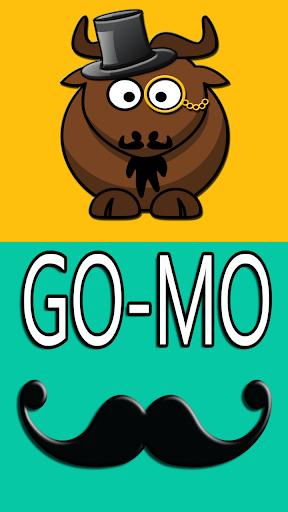GO MO Stickers