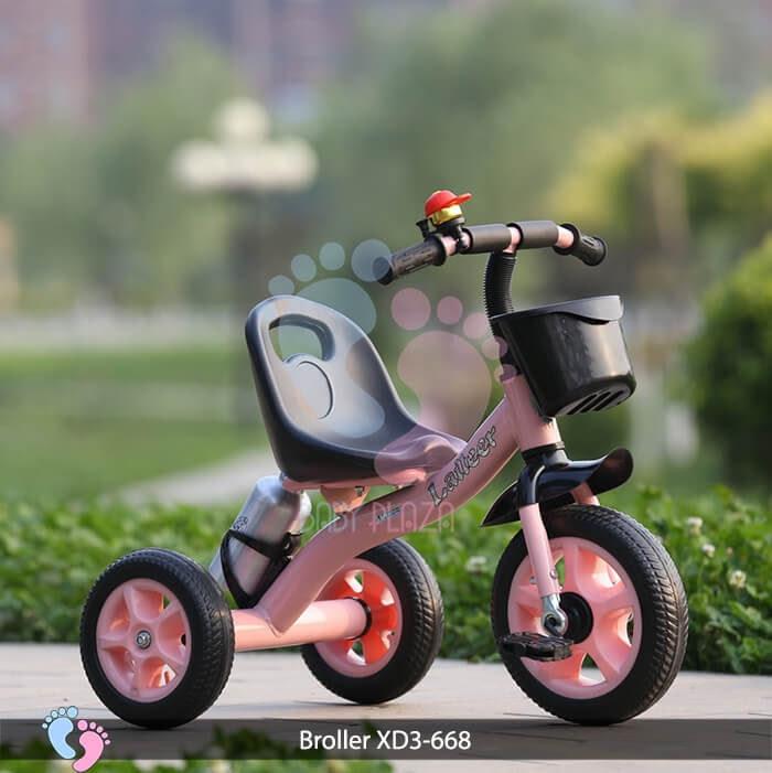 Xe đạp 3 bánh Broller XD3 668 1