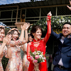 Wedding photographer Phi Phivinh (phiphivinh). Photo of 12.01.2018