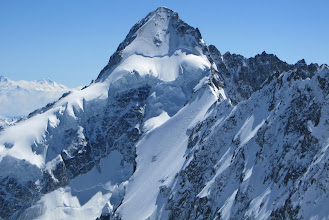 Photo: Mt. Dolent & Aiguille Amone NF. Thanks for the photo Christoph!