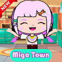 Guide For Miga Town My World walkthrough and hints icon