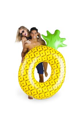 Badring, Ananas