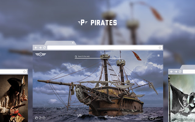 Pirates - Captain of the Sea HD Wallpapers