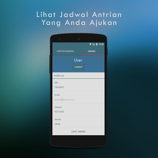 Antrian Paspor 1.2.9 screenshots 6