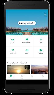 TripAdvisor: hotel, ristoranti- miniatura screenshot