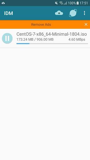 IDM Internet Download Manager 1.0.2 screenshots 2