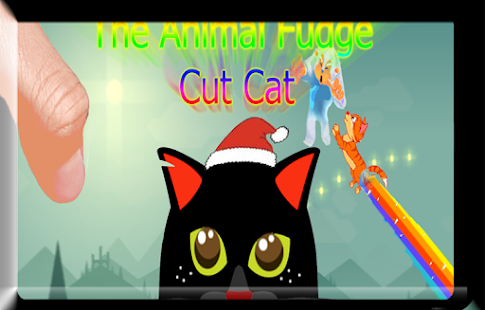 The Animal Fudge Cut Cat - náhled