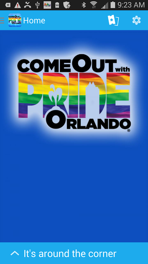 Come Out With Pride- screenshot