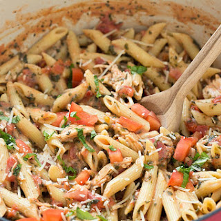 Tuscan Penne Pasta Recipes