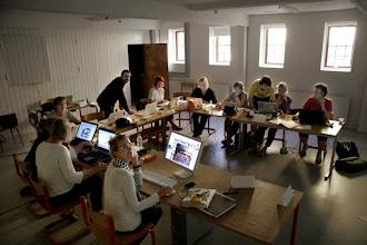 Photo: Photography workshop / Fotografi værksted aug. 2007 - Art school in Holbæk, Denmark. teaching by jean-marie babonneau www.betterworldinc.org