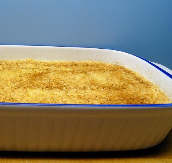 Rice Pudding - Arroz Doce Recipe