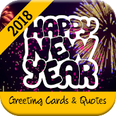 New Year Message Cards & Quotes 2018