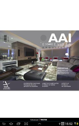 AAI em revista Arquitetos 2016