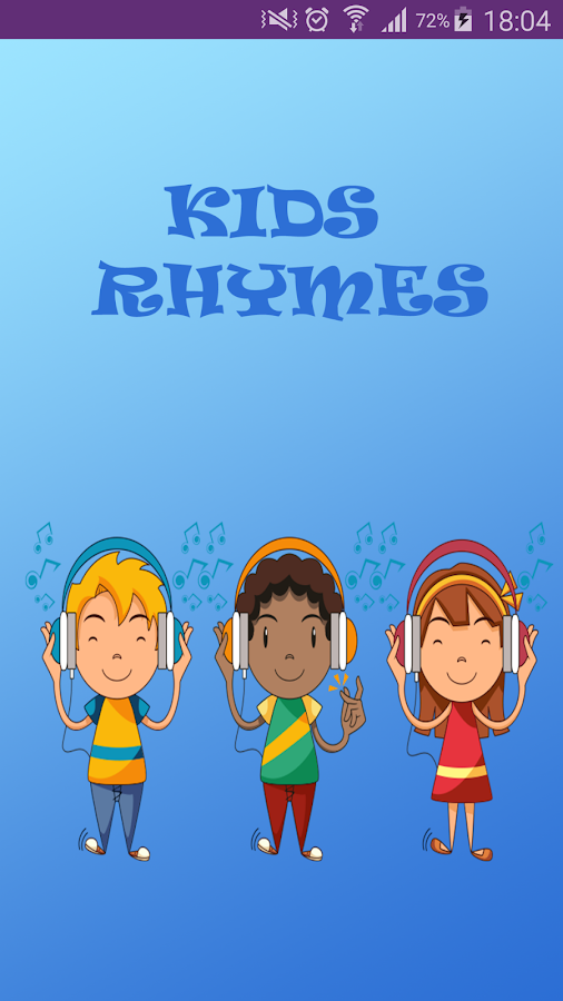 Kids Rhymes- screenshot
