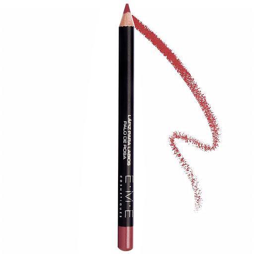 lapiz de labios eme palo rosa 1und