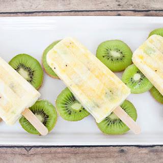 Mango Kiwi Pineapple Protein Pops Recipe