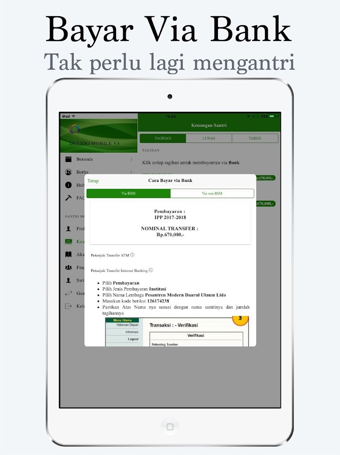 Dulido Mobile- screenshot