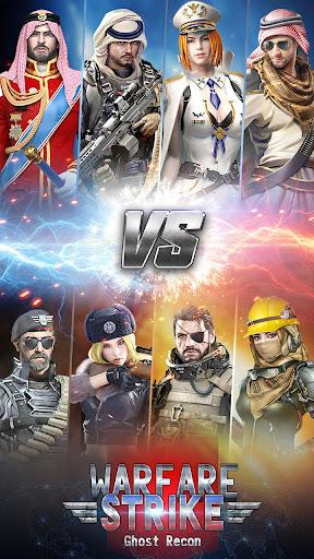 Ghost Battle Mod Apk : ghost, battle, Warfare, Strike:Ghost, Recon, 2.7.1, (MOD,, Unlimited, Money), Latest, Version, Apk-Services