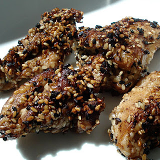 Balsamic Sesame Chicken