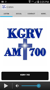 KGRV 700- screenshot thumbnail