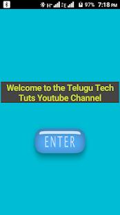 Telugu Tech Tuts - náhled