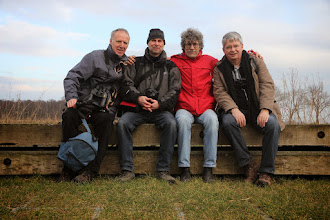 Photo: Ton, Eric, Fried en Henk