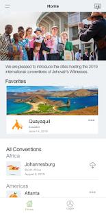 JW Event - náhled