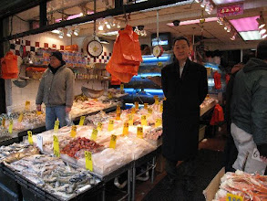 Photo: and he bought some fish too
