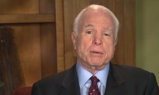 McCain unleashed: Arizona senator bashes Trump