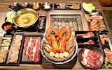 一燒十味昭和園安平店 龍蝦和牛燒肉吃到飽