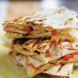 Jack Daniel's Chicken Quesadillas.