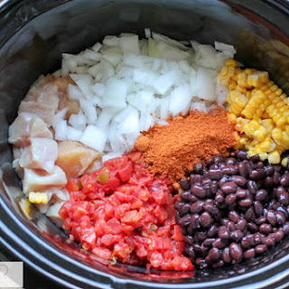 Crock Pot Black Beans Corn Chicken Recipes
